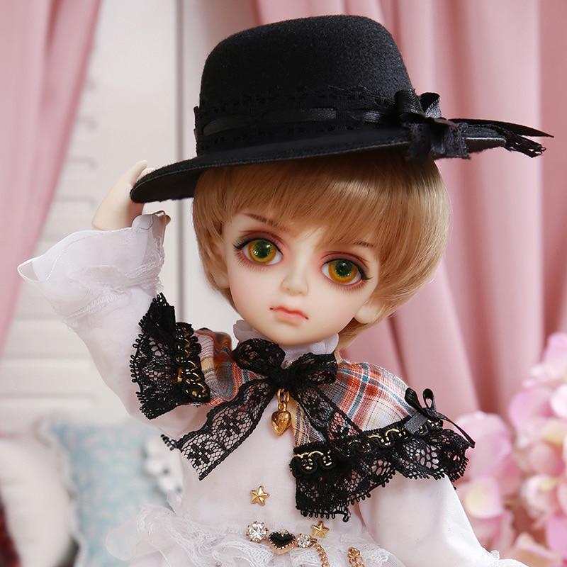 Piccolo 1/6 BJD SD YOSD Resin Figures Body Model Baby Girls Boys Cute Dolls Fashion shop Fullset 1