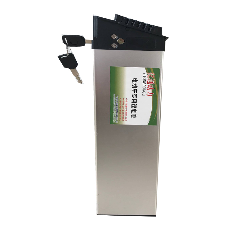 Imported lithium battery 48V* 12.8ah *500W for bike,electric bike/ bicycle parts