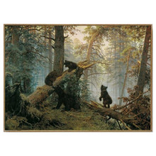 New Handicrafts Forest bear 5D Diy Diamond Painting Cross Stitch embroidery Mosaic European Home Decor