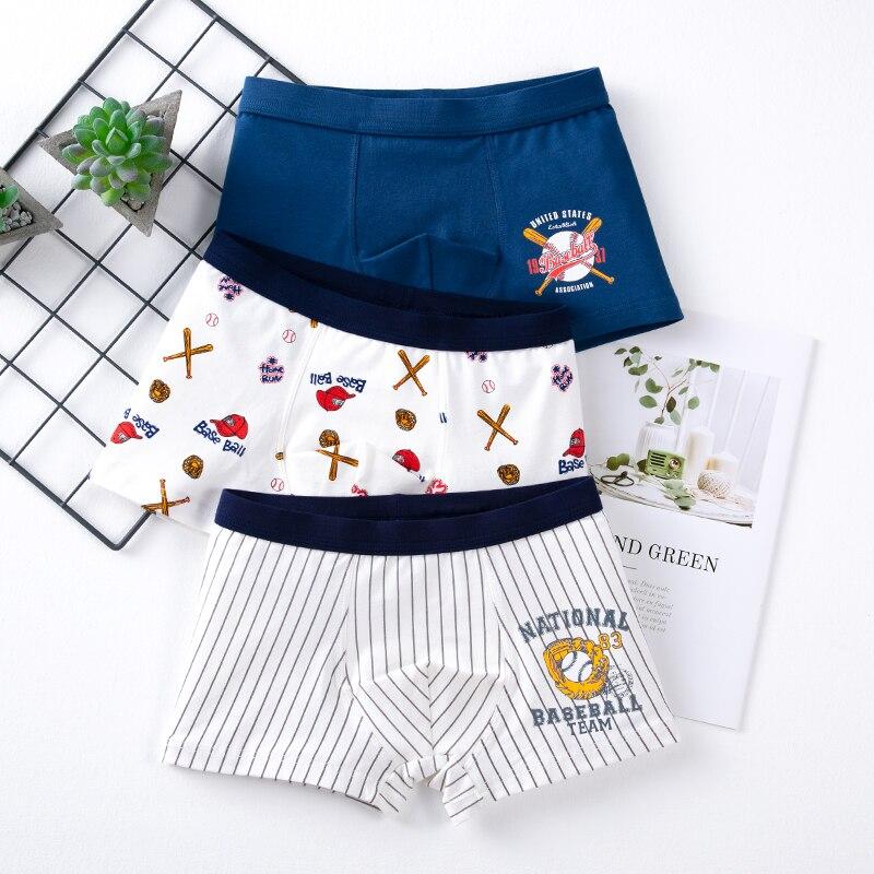 3 Pcs /lot Tobani 2019 New Children's Underwear Boys Cotton Boxer Panties  Baby Kid Briefs The Best Quality Shorts Free Shipping