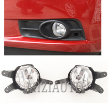 цена на fog lights for Chevrolet Cruze 2009 2010 2011 2012 2013 2014 12V Car Fog Lamp Assembly with Fog Light  Wire Relay Switch Button