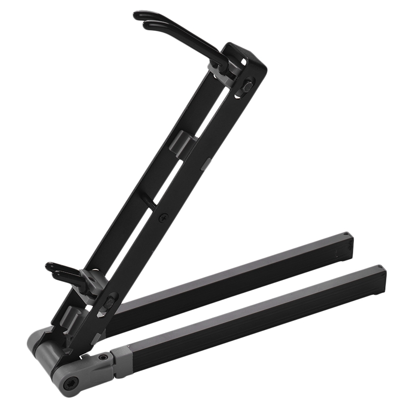 Metal Foldable Saxophone Floor Stand Portable Saxophone Stand Holder With Carry Bag