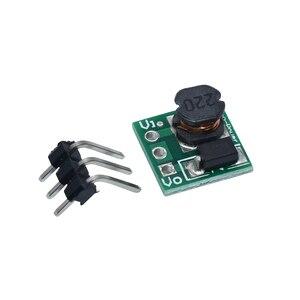 Image 2 - WAVGAT 0.9 5V do 5V DC DC Step Up moduł zasilania napięcie doładowania płyta konwertera 1.5V 1.8V 2.5V 3V 3.3V 3.7V 4.2V do 5V