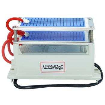 Generator ozonu 60 g h Generator ozonu filtr powietrza ozonizator oczyszczacz powietrza sterylizacja oczyszczacz formaldehyd usuń zapach ozonizador tanie i dobre opinie UIPOY 50m³ h CN (pochodzenie) 100 w 220 v 60g h 11-20 ㎡ Przenośne 96 20 Elektryczne 98 00 ≤35dB Bez jonizatora 10-20m ³