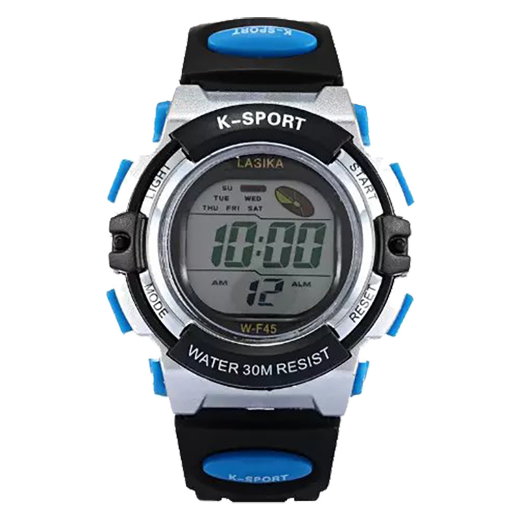 LASIKA Multifunction Children Watch Waterproof  Sport Digital Watch For Kids Montre Enfant Erkek Kol Saati часы детские שעון ליל