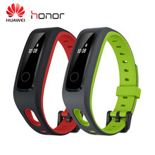 Huawei Honor Band 4 wersja do biegania sportowa inteligentna opaska na rękę klamra do butów Land Swim bransoletka Sleep Snap(China)