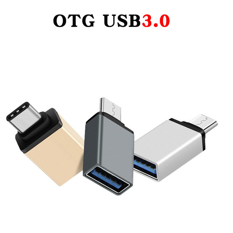 <font><b>Micro</b></font> <font><b>USB</b></font> To <font><b>USB</b></font> Converter For Tablet PC Android <font><b>Usb</b></font> <font><b>2.0</b></font> Mini OTG Cable <font><b>USB</b></font> OTG Adapter <font><b>Micro</b></font> Female Converter Type C Adapter image