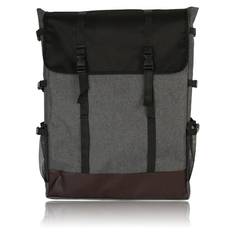 1 Piece Fashion 4K Canvas Portable Sketch Painting Board Large Capacity Travel Shoulder Sketchpad Drawing BagArt Sets   -