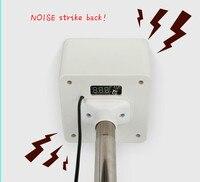 Reducir/disminuir/reducir el ruido del vecino de arriba de la máquina de ruido/eliminador de sonido/silenciador ruido golpe de nuevo Accesorios para herramientas eléctricas     -