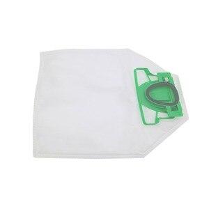 Image 3 - 12pcs /lot Dust Bag Dust Cleaning Cloth Bag +1 Fragrance tablets Jasmine  for Vorwerk VK200 Vacuum Cleaner Parts