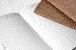Image 5 - Piękny pamiętnik prezent dla Girlfrend, TN standardowy dziennik Travler Notebook, spiralny PU gruby kieszonkowy rozmiar dziennik z terminarzem