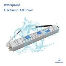IP67 Led-treiber 12V 10W 15W 20W 25W 30W 36W 45W 50W 60W 80W 120W 150W LED Beleuchtung Transformator 12V Netzteil Für LED Streifen
