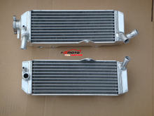 L&R Full Aluminum Alloy Radiator For Honda XR650 XR650R 2000-2007 01 02 03 04 05 06 07(China)