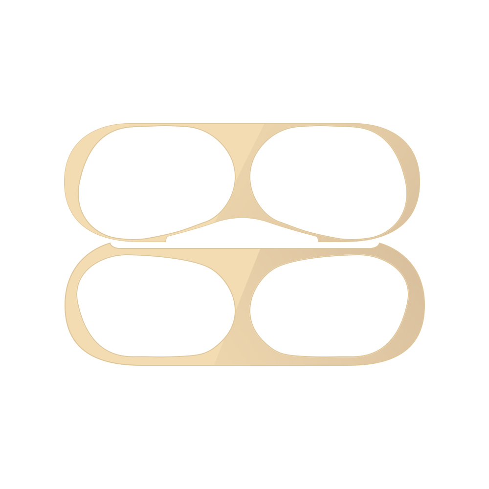 Protective Metal Dust Guard for AirPods Pro 24