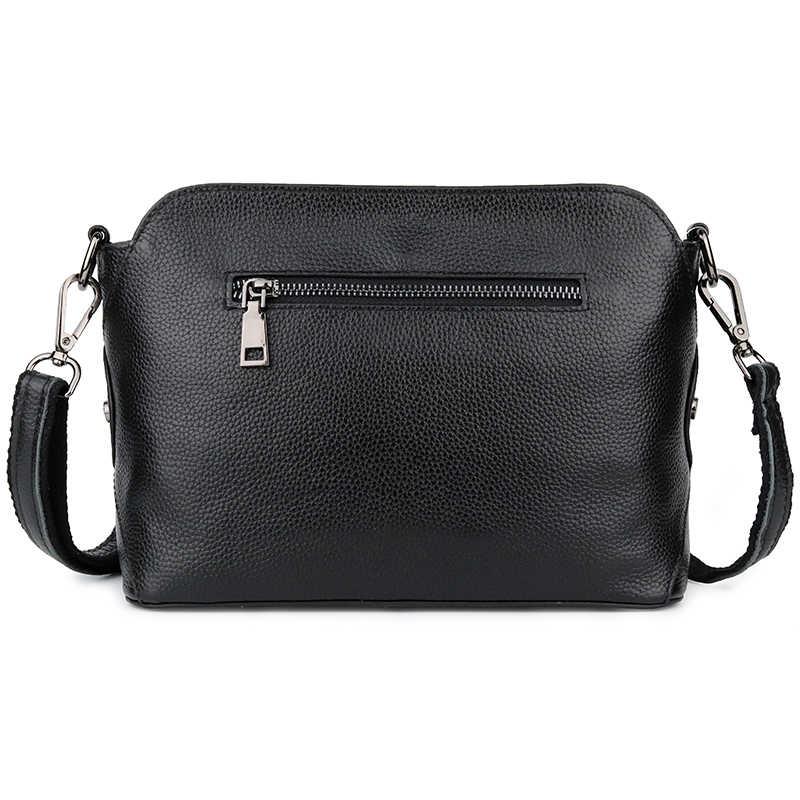 高級ハンドバッグの女性のデザイナーソフト本革のバッグクロスボディメッセンジャーバッグ女性ヴィンテージショルダーバッグ