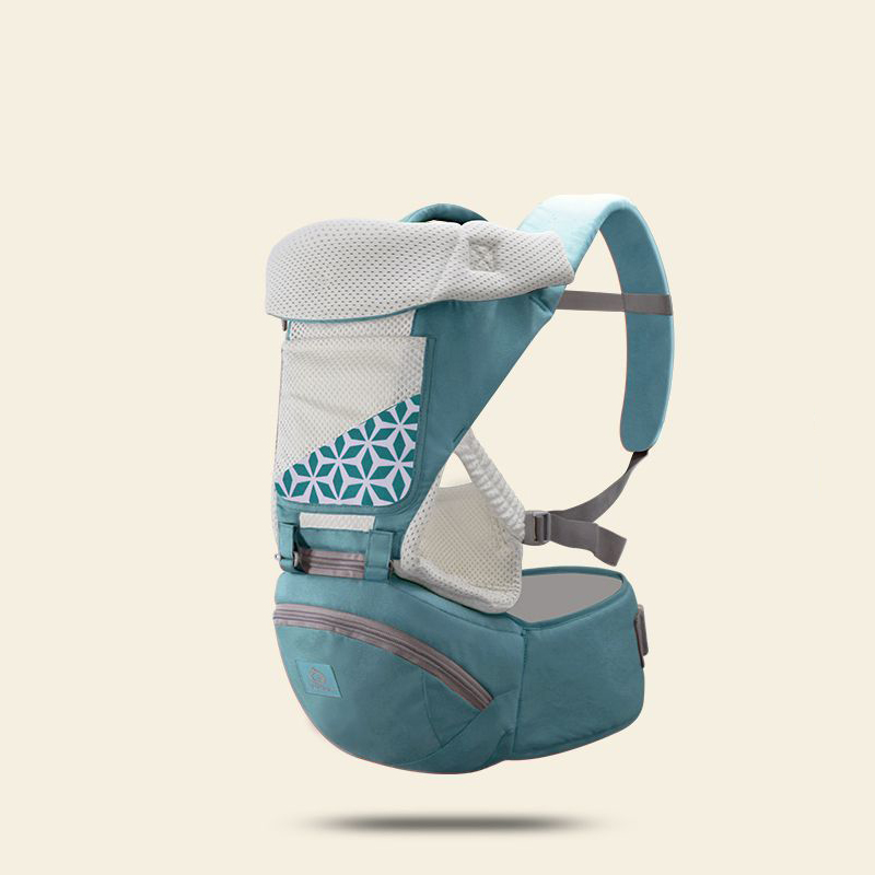 0-24M Ergonomic Baby Carrier Backpack Front Facing Kangaroo Sling Wrap For Baby Travel Baby Hipseat Waist Stool Dropshopping