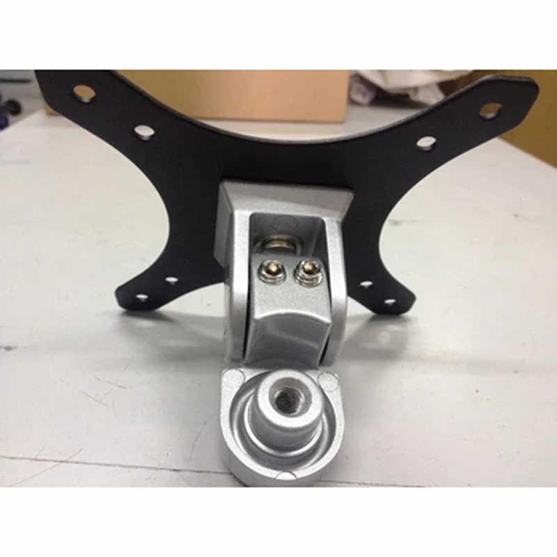 75x75 100x100mm aluminium monitor anschluss für OA-7x/OA-4/OA-3/OA-8z/oa-9x Monitor halter teile zubehör kopf unterstützung