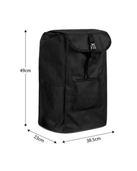 Torby na zakupy na wózek na zakupy torby na zakupy torby kobieta kosz na zakupy torby na zakupy na artykuły spożywcze torby na kółkach torebka do przechowywania tanie i dobre opinie CN (pochodzenie) Torby do przechowywania Ekologiczne Składane Oxford Trójwymiarowe Prostokątne Na rozmaitości