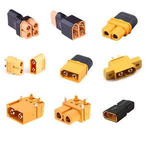 Cable Connector Converter Parallel-Adapter Lipo-Battery Female XT-60 Harness Plug-Wiring