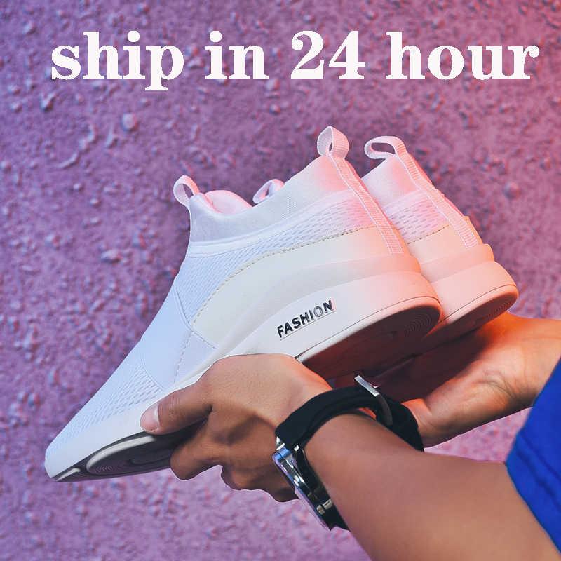 Damyuan 2020 ใหม่แฟชั่นรองเท้าคลาสสิกรองเท้าผู้ชายผู้หญิงFlyweatherสบายBreathable Non-หนังรองเท้าสบายๆน้ำหนักเบา