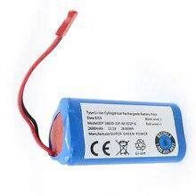 Batterie Li-ion 11.1V 2600mAh, pour ILIFE ecovacs, pièce de rechange pour Chuwi ilife X3 V3 V5 V5PRO V5S CW310 V7 ecovacs CEN250