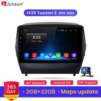 Junsun V1 2G+32G Android 8.1 Car Radio Multimedia Player Navigation GPS For Hyundai ix35 1 2 Tucson 2 LM 2011 2012 2013 2din DVD - DISCOUNT ITEM  50% OFF Automobiles & Motorcycles
