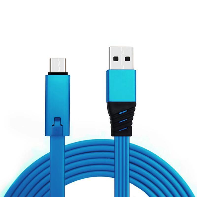 Blue Cable