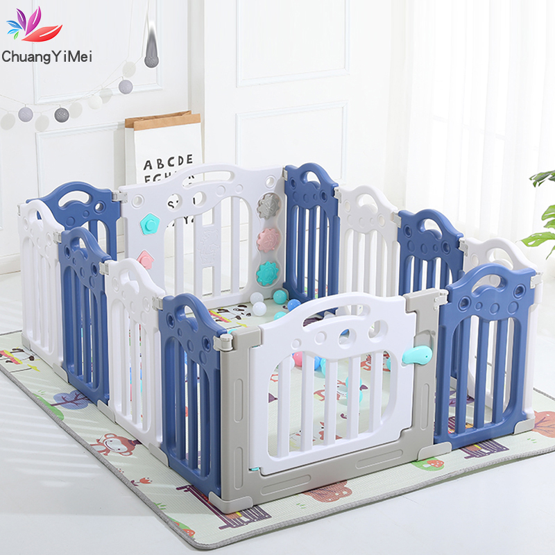 Baby Playpens Fencing For Children Kids Activity Gear Environmental Protection Barrier Game Safety Fence Educational Play Yard