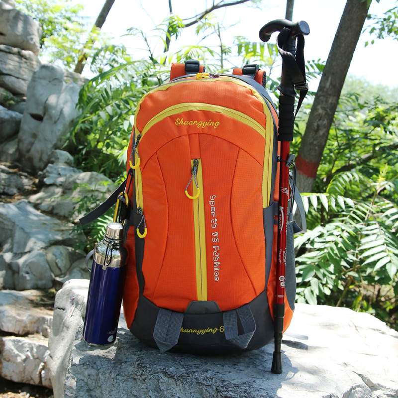 New Style Outdoor Sports Hiking Bag Shoulder Hiking Camping Casual Travel Backpack 60L Men And Women Large Capacity