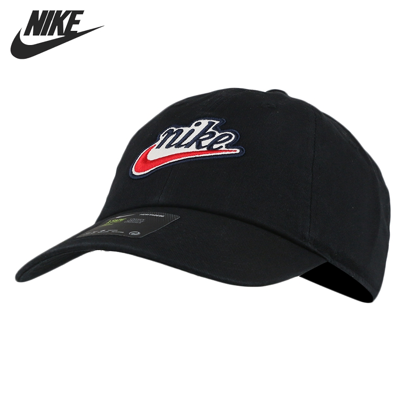 Original New Arrival  NIKE U NSW H86 CAP FUTURA HERITAGE Unisex  Baseball Sport Caps Sportswear