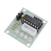 ULN2003AN Stepper Motor Driver Module Board For Arduino 28BYJ-48 5V 12V High Power Development System Board ULN2003(China)