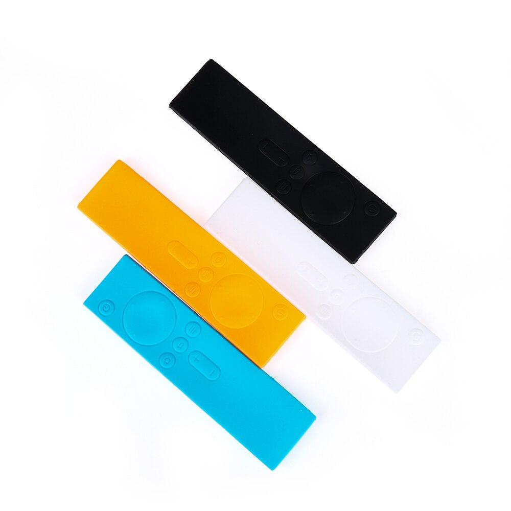 1PC Soft Anti-Slip Rubber Dust Covers Silicone TPU Remote Control Covers Protective Case For TV Mi Box