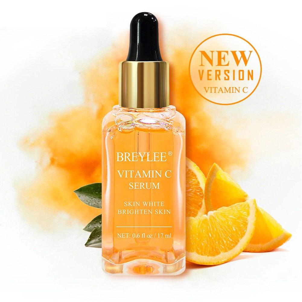 Brightening Vitamin C Smooth Eliminates Face Serum Skin Care Speckle Fade Spot Remove Moisturizing Multifunctional Essence