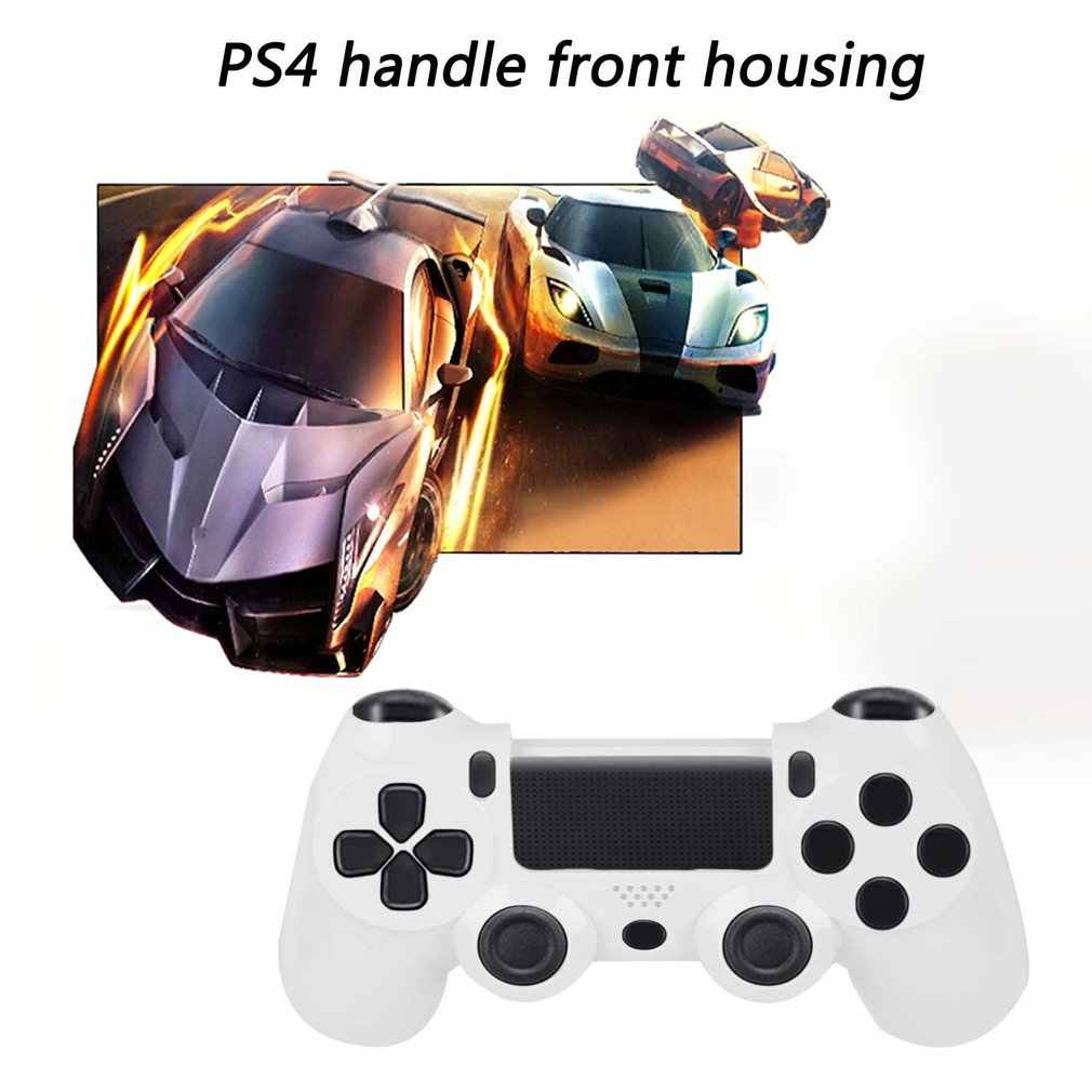 Playstation 4 ps4 wireless cover Shell case painted lightning white ZCT2U only cover front