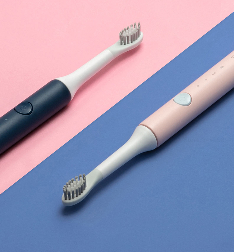 Image 4 - Xiaomi toothbrush ultrasonic electric toothbrush waterproof rechargeable soocas toothbrush USB toothbrush vibrator dental care 5-in Electric Toothbrushes from Home Appliances