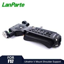 Lanparte Ultrathin V Mount Shoulder Support for Sony FS7 Camera