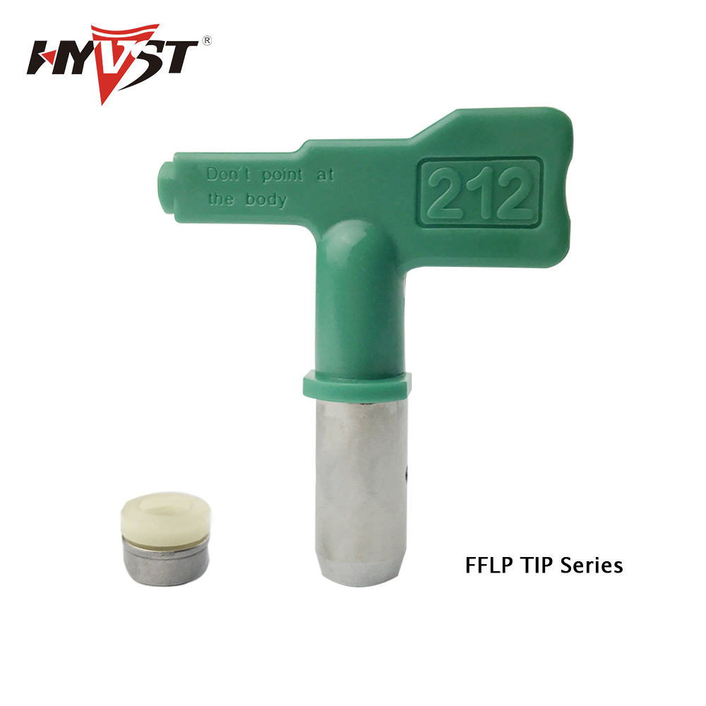 Airless tip  FFLP tip 308/310/312/314/410/412/414/510/512/514 nozzle Low Pressure Tip  Paint Sprayer Tools