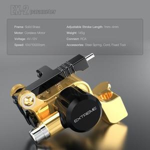 Image 5 - موتور جهاز الوشم، محرّك coreless، سرعة عالية وثابتة ، روتاري RCA, ملحقات الماكياج الدائم، خطَّات قابلة للتعديل