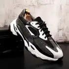 Zapatos de hombre Zapatos deportivos y de ocio zapatos de moda casual para hombre zapatillas de deporte estilo británico zapatos de papá zapatos para invierno, otoño