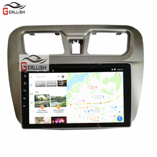 Android 8.1 car dvd player for Lifan 530 with car radio support video and multimedia navigation map GPS free Bluetooth