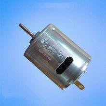 Mabuchi RS-365SH-2080 DC6V-20V 12v 18v 19400rpm de alta velocidade micro carbono escova dc motor para secador cabelo