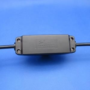 Image 2 - 1 pces JR 617 chama retardador de alta temperatura alta corrente instrumento de alta potência equipamentos médicos on line interruptor cabo 30a