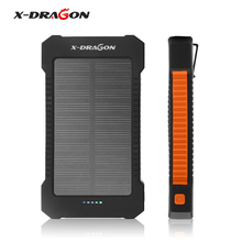 X-Dragan Solar Battery Charger XD-S10000 Dual USB Output for for iPhone Samsung HTC Sony Blackberry Huawei Xiaomi Nokia Motorola x dragon portable solar charger 10000mah solar battery charger charge for iphone ipad samsung nokia sony huawei htc and more