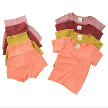 Baby Clothing Boy Girl Sleepwear Kids Pajams Set Children Soft High Waist Pyjamas Pijamas Cotton Nightwear Clothes Kid Clothing