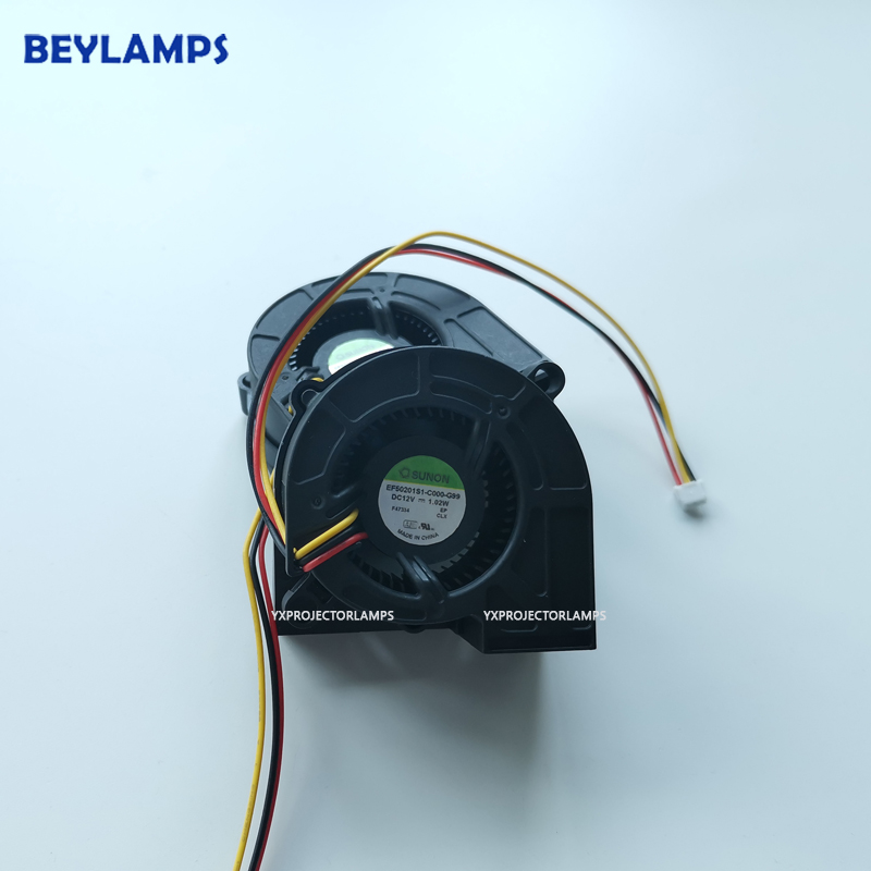 Cheap New Projector Fan EF50201S1-C000-G99 Fit For Many Projectors / Infocus IN122 / IN112 etc