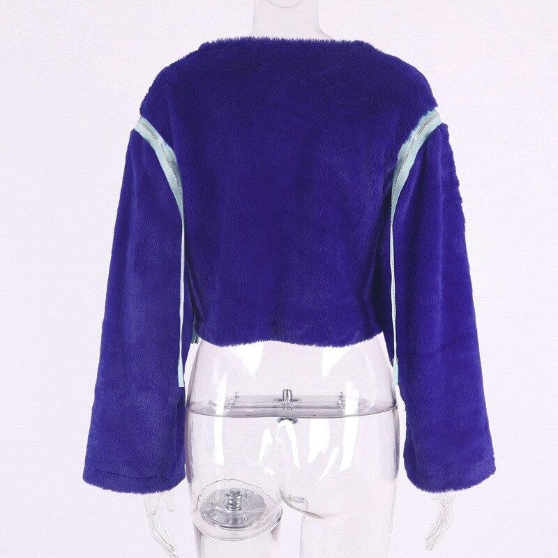 crop sweatshirt women07