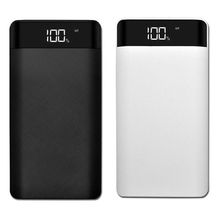 Case-Kit Power-Bank Battery-Charger-Box Mobile-Phone Universal Xiaomi 8x18650 Samsung