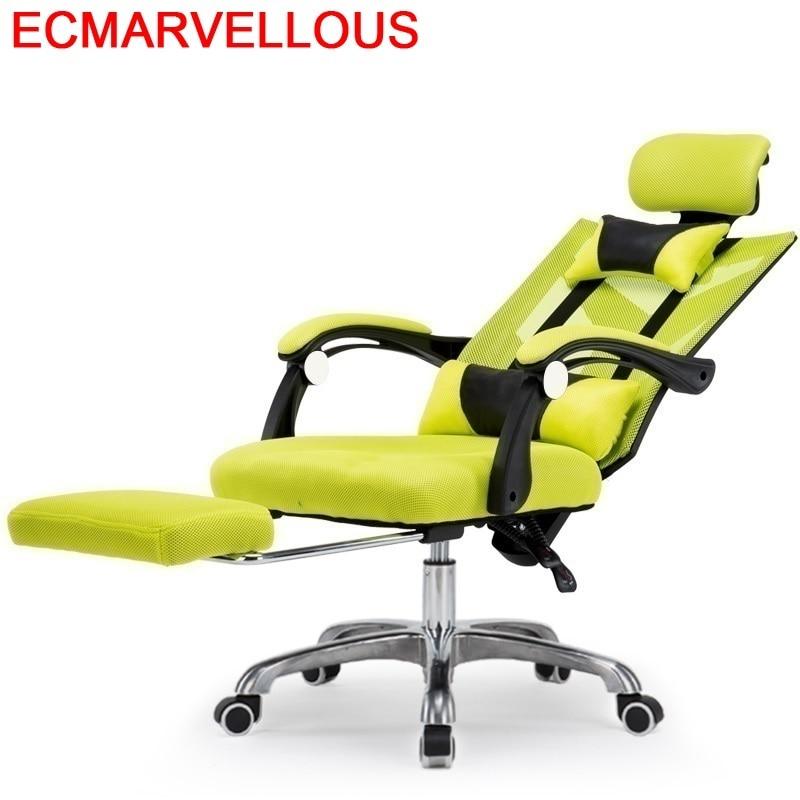 Stoelen Armchair Gamer Oficina Y De Ordenador Sessel Bureau Meuble Sedia Ufficio Computer Silla Gaming Cadeira Poltrona Chair