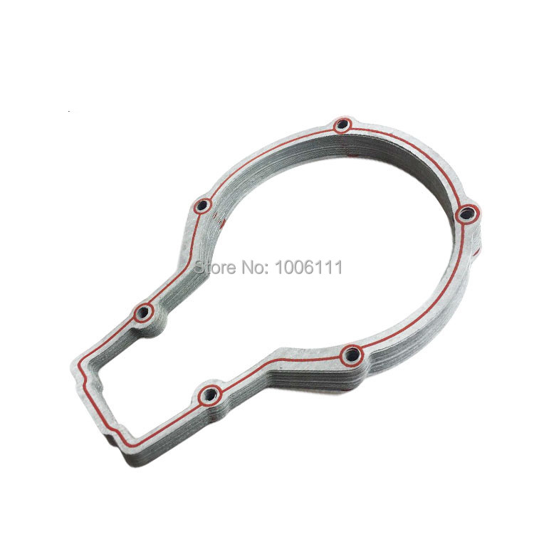 FOR P7100 Diesel Pump Shell Adjusting Pad Gaskets With Glue Line
