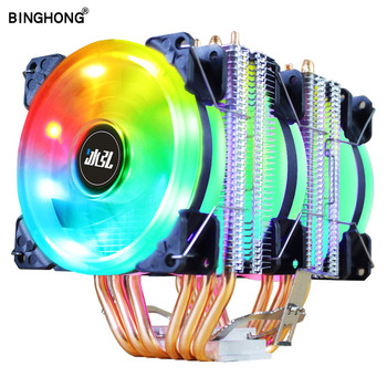 CPU Cooler X79 2011 High Quality 6 HeatPipes Dual Tower RGB Heat Sink 4Pin PWM Fan For Amd And Intel 115X 775 AM3 AM4 1366 PC lga 2011 cpu cooler high quality 6 heat pipes dual tower cooling heat sink 4pin pwm cpu fans for 1150 1155 1156 775 am3 am4 1366